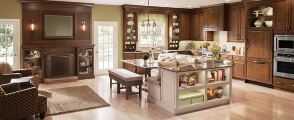 KraftMaid Kitchen Cabinet Gallery | Kitchen Cabinets ...
